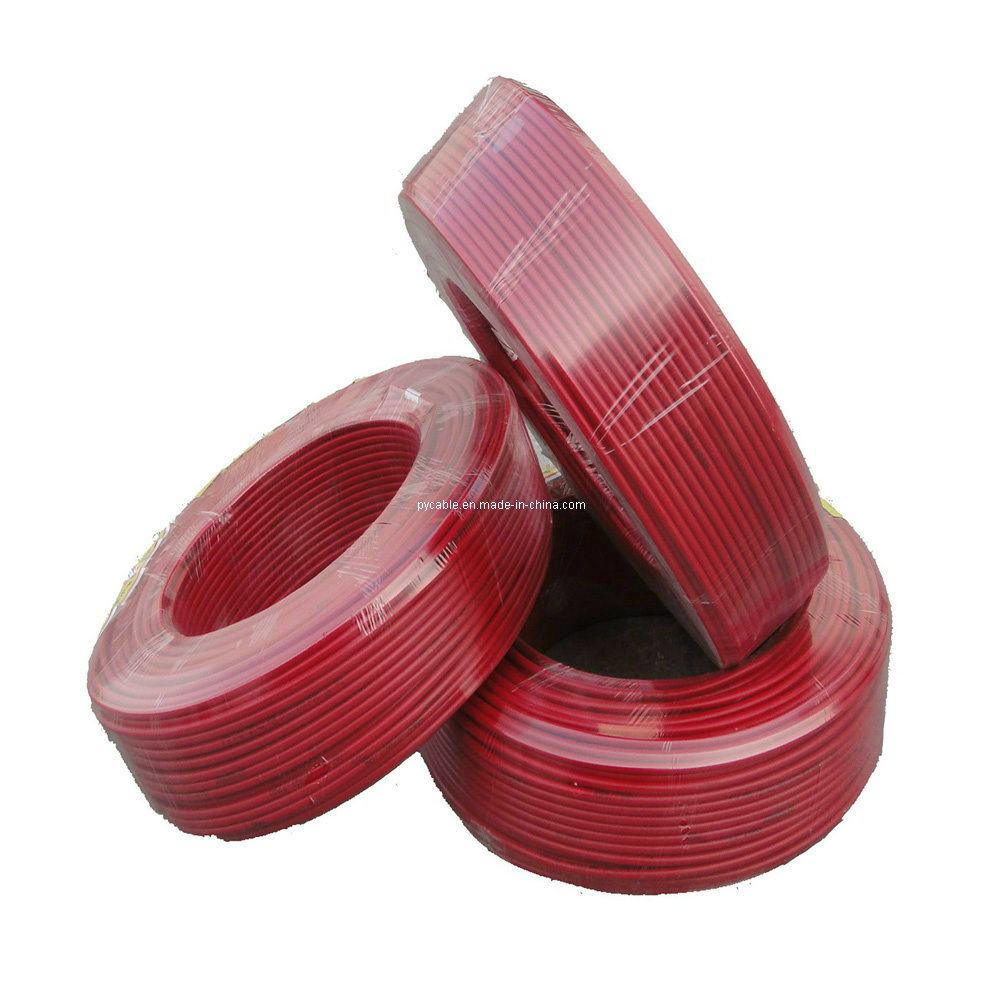 PVC Insulated Electrical Wire and Cable (BV, BVVB, RVV)