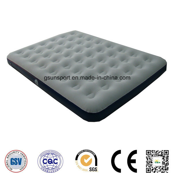 6p Free PVC Inflatable Mattress Air Mattress
