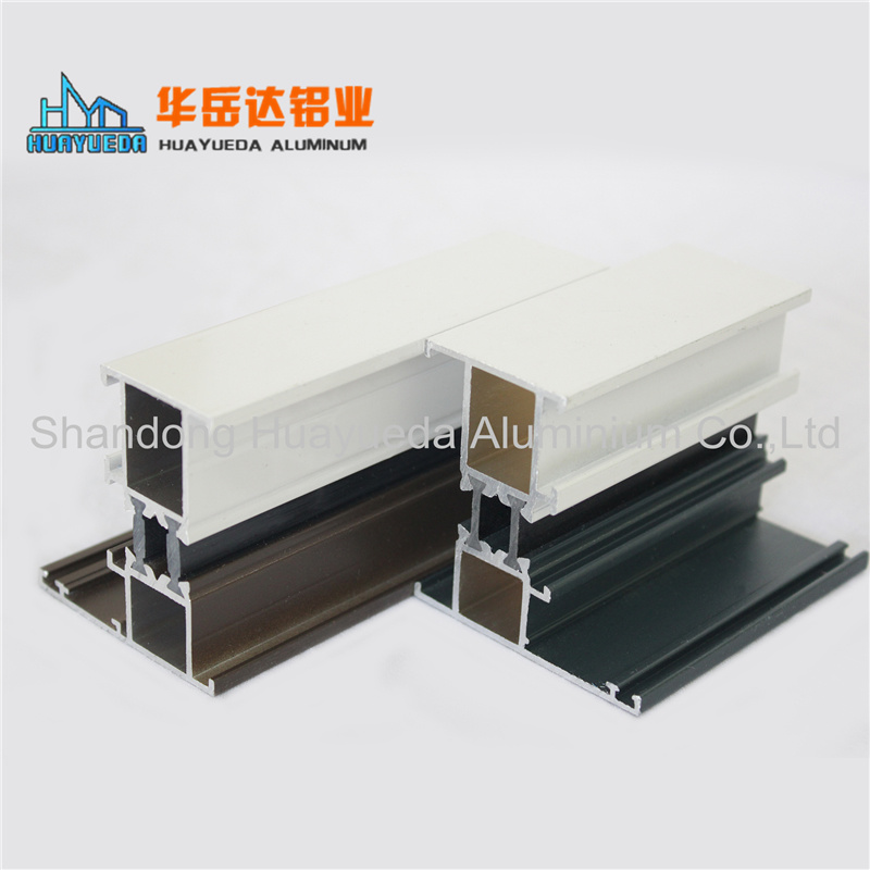 Aluminium Profile Aluminum of Profile for Windows / Doors /Building Material