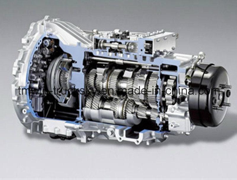 Faw Foton Weichai Sinotruck Steyr HOWO Truck Parts Gearbox