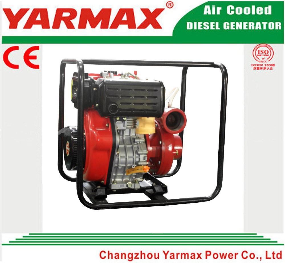 Yarmax 3inch 186f Engine Portable Diesel Water Pump Ymdp30I