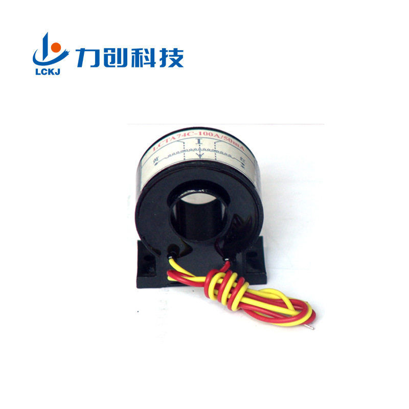 Lcta7kc Vertical Feedthrough Micro Precision Current Transformer