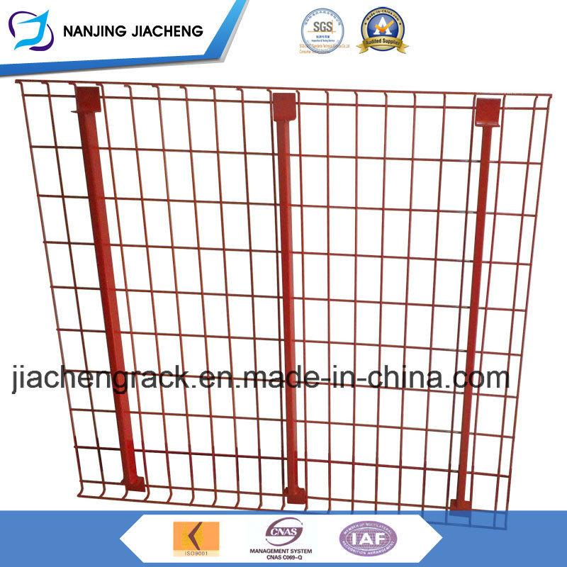 Zinc Warehouse Storage Wire Mesh Decking for Step Beam