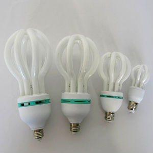 Energy Saving Lamp 150W Lotus Halogen/Mixed/Tri-Color 2700k-7500k E27/B22 220-240V