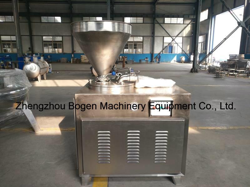 Advanced Stainless Steel Sausage Stuffer Filler Maker Machine