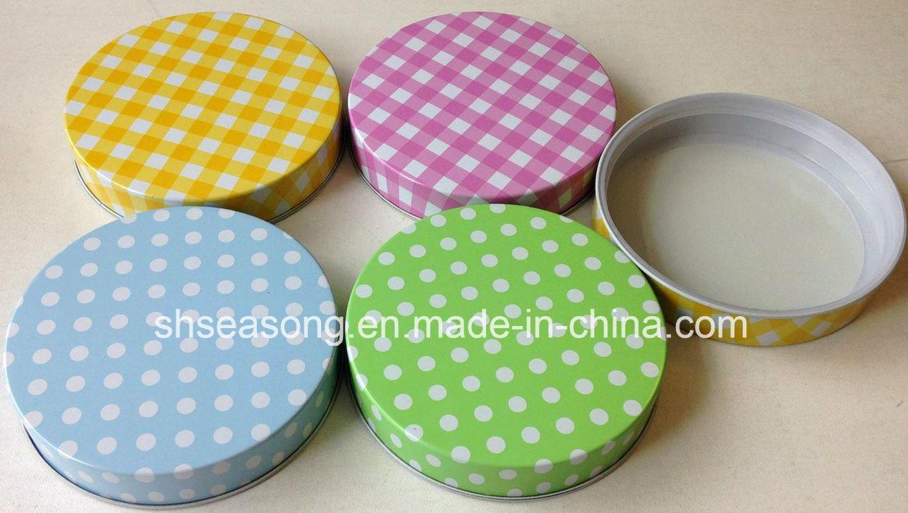 Metal Cap / Printing Tin Cap / Bottle Cover (SS4502)