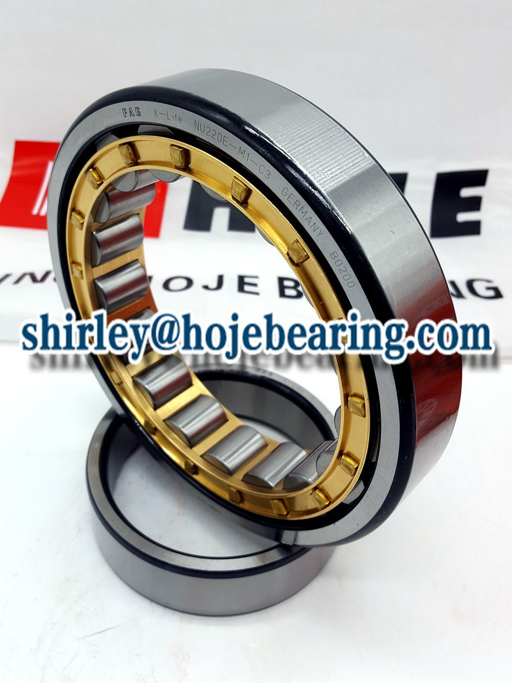 OEM Service Inch Size Cylindrical Roller Bearing N212 N312