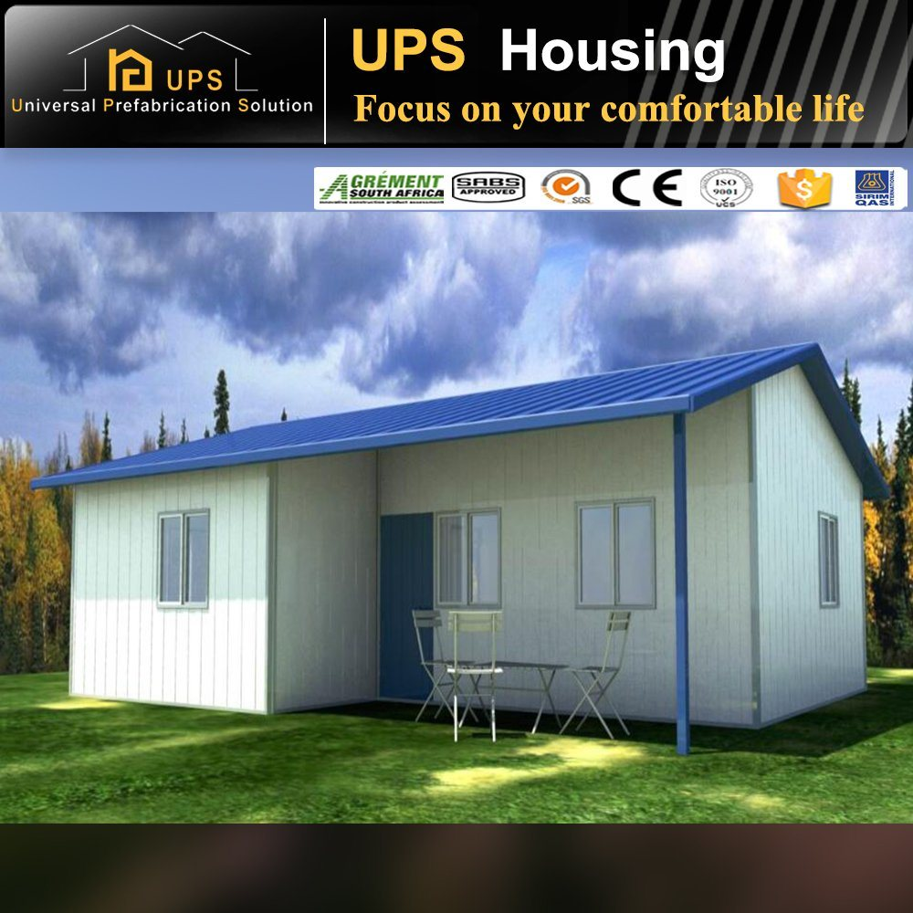 Coffee Shop Prefabricated Modern Modular House Fast and Easy Installation