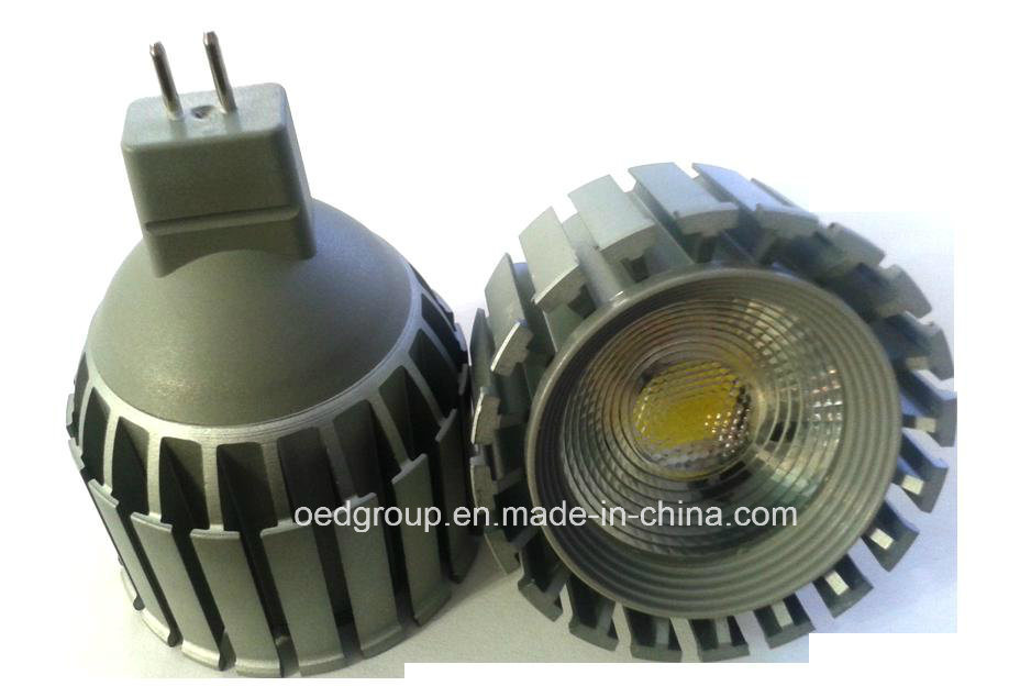 10W COB Epistar LED Spotlight Bulbs with 50000 Hours Lifespan