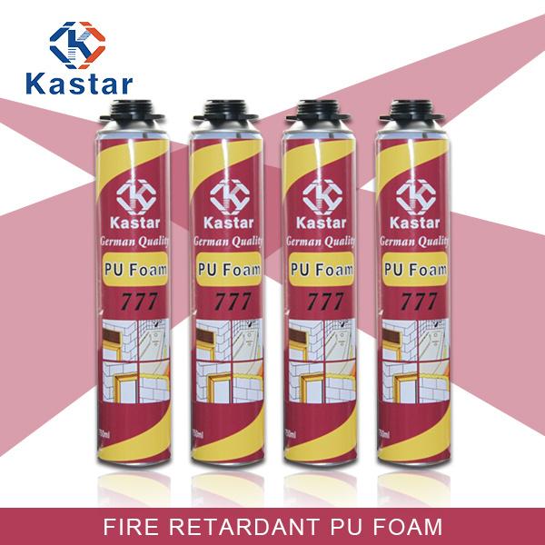 Building Supplies Gap Filling PU Foam (Kastar777)