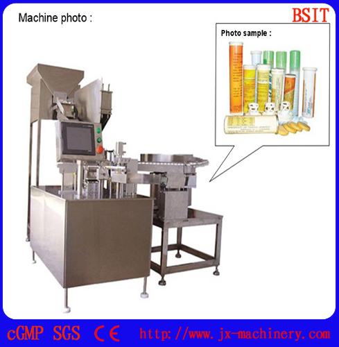 Effervescent Tablet Counting Machine (BSP-40)