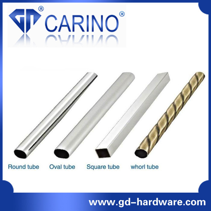 Round Tube Oval Tube Square Tube Whorl Tube (Iron, ss)