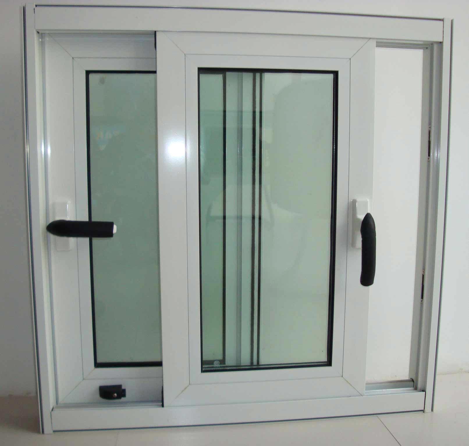 Pvc Windows And Doors : China pvc sliding window plastic parts