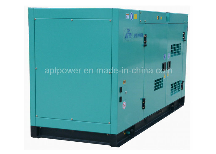Standby Rate Output 275kVA Volvo Diesel Generator Sets with Volvo Engine