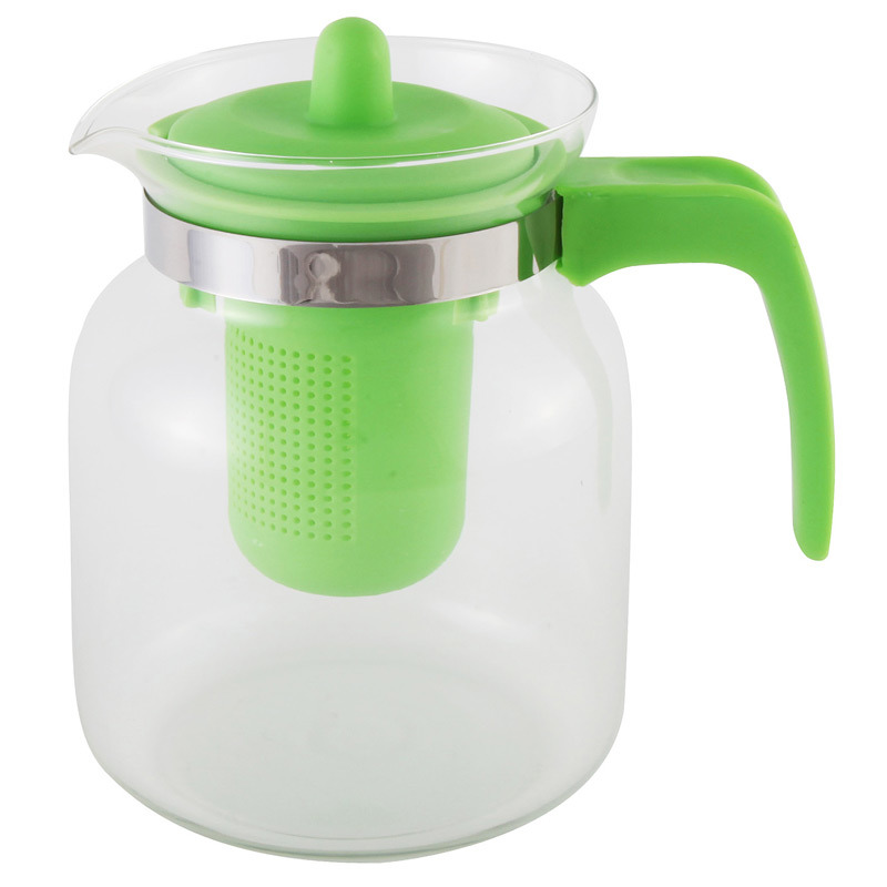 Glass Tea Pot in 700ml (DHA322S)