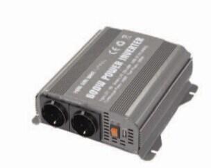 600W Pure Sine Wave Power Inverter DC12V/24V AC220V/230V
