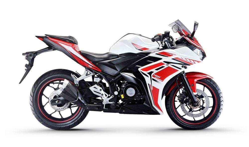 China Superbike 250cc, 300cc, Similar YAMAHA R1, Kawasaki Ninjia 250