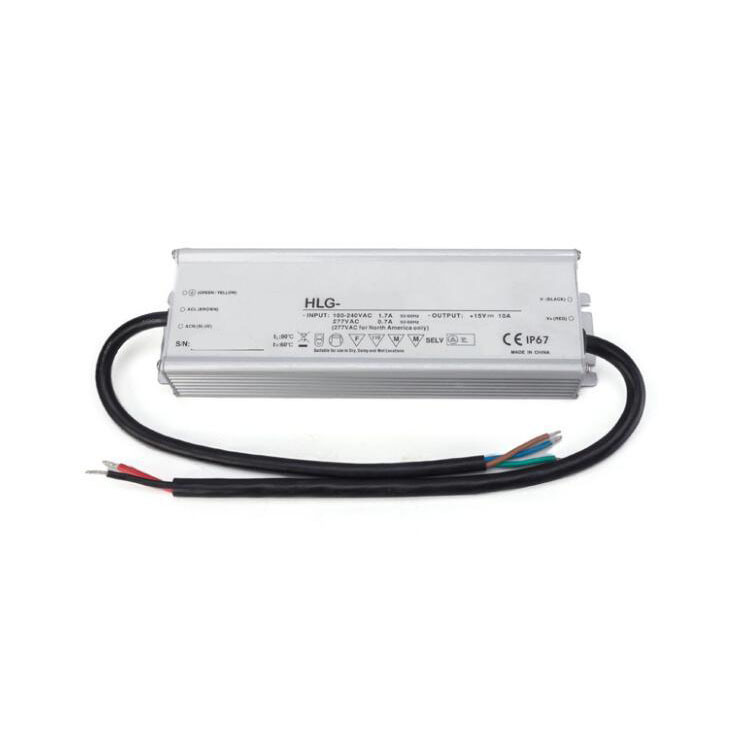 150-240W High Efficiency Pfc Function Power Supply (HLG series)