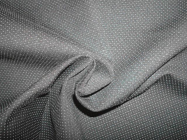 Jacquard Stretch Canvas Cotton Fabric