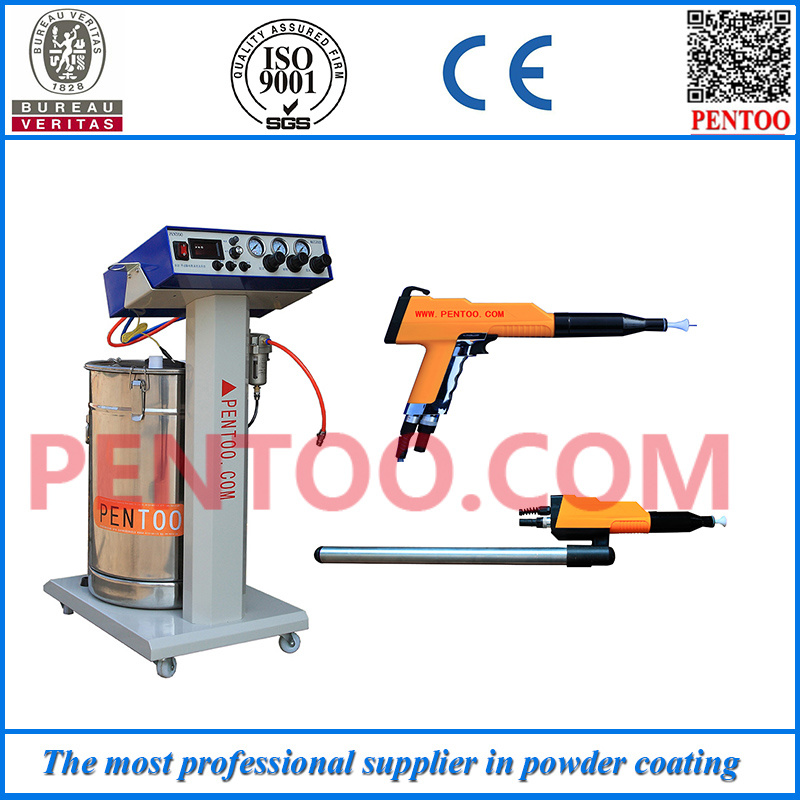 High Efficiency Painting Equipment for Electrostatic Powder Coating