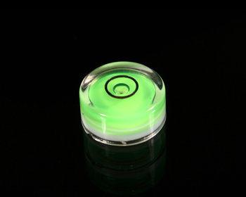 Bulleye Circular Bubble Vial (EV-V902)
