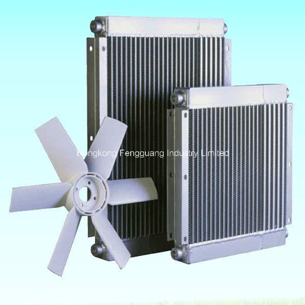Atlas Copco Screw Air Compressor Air Oil Cooler Fan