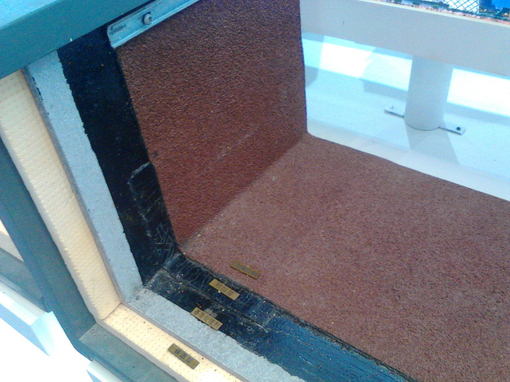 Torch APP Modified Bitumen Waterproof Membrane