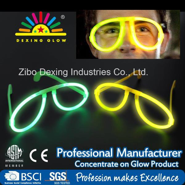 Glow Stick Eye Glasses, Glow Eyeglasses