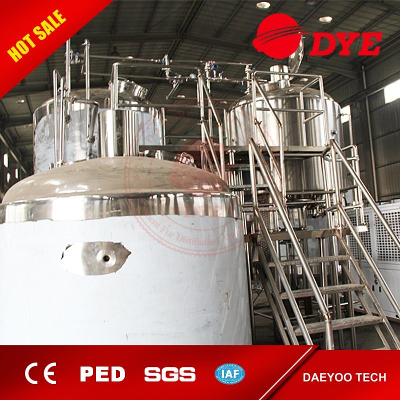 3000L Large Capacity Beer Brewing Equipment on Sale with Standard Europe Quality