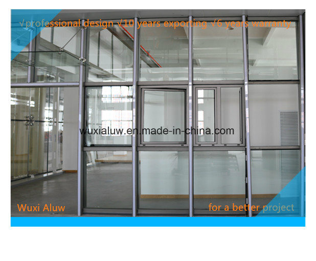 Glass Curtain Wall for Building