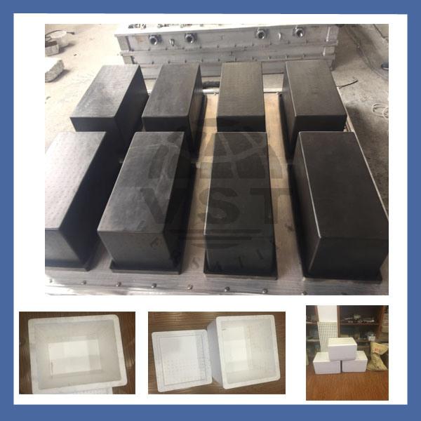 EPS Foam Mould Making for Fruit Boxes