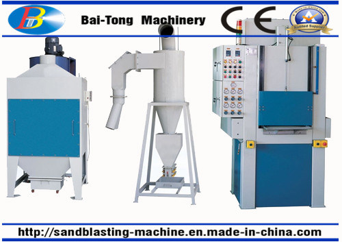 Auto Sandblast Machine for Printer Roller or Other Rolling Parts