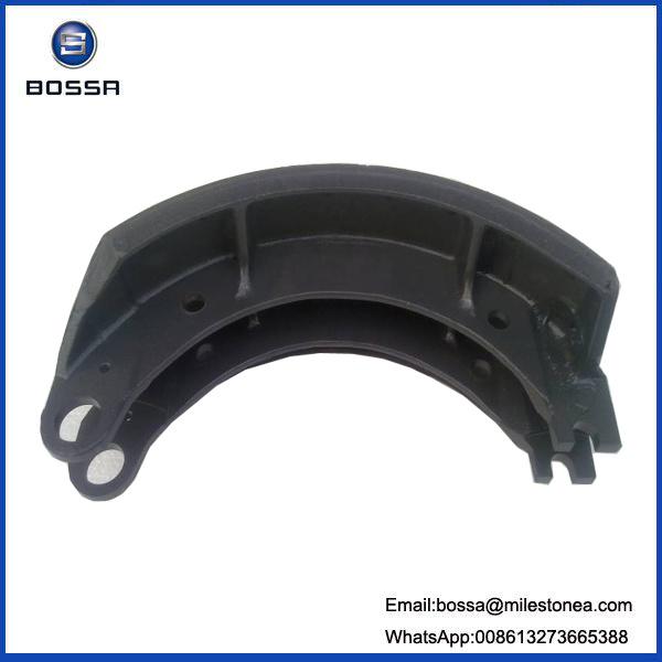 OEM Brake Pad Manufacturer, Japan Heavy Auto Brake Shoe/Brake Lining