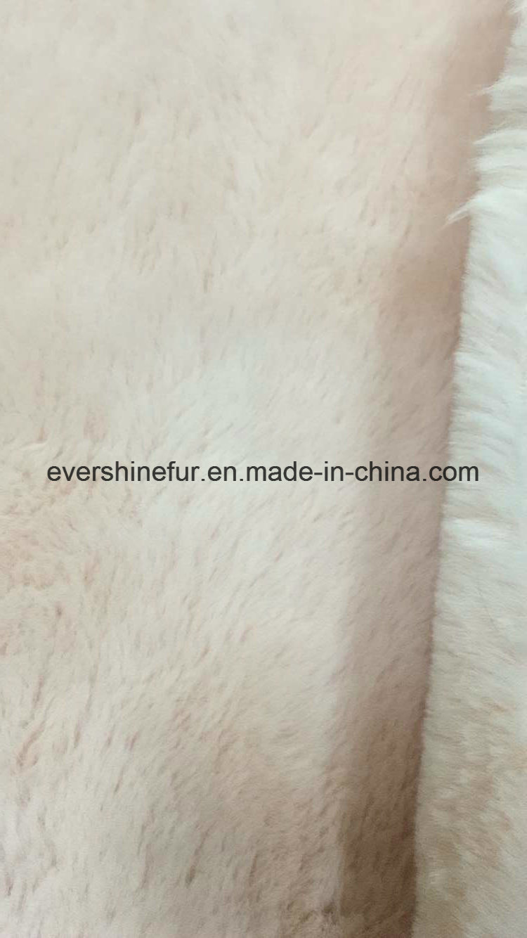 New Imitation Rabbit Fur Toy Fur Fabric Fake Fur Faux Fur for Garment/Coat