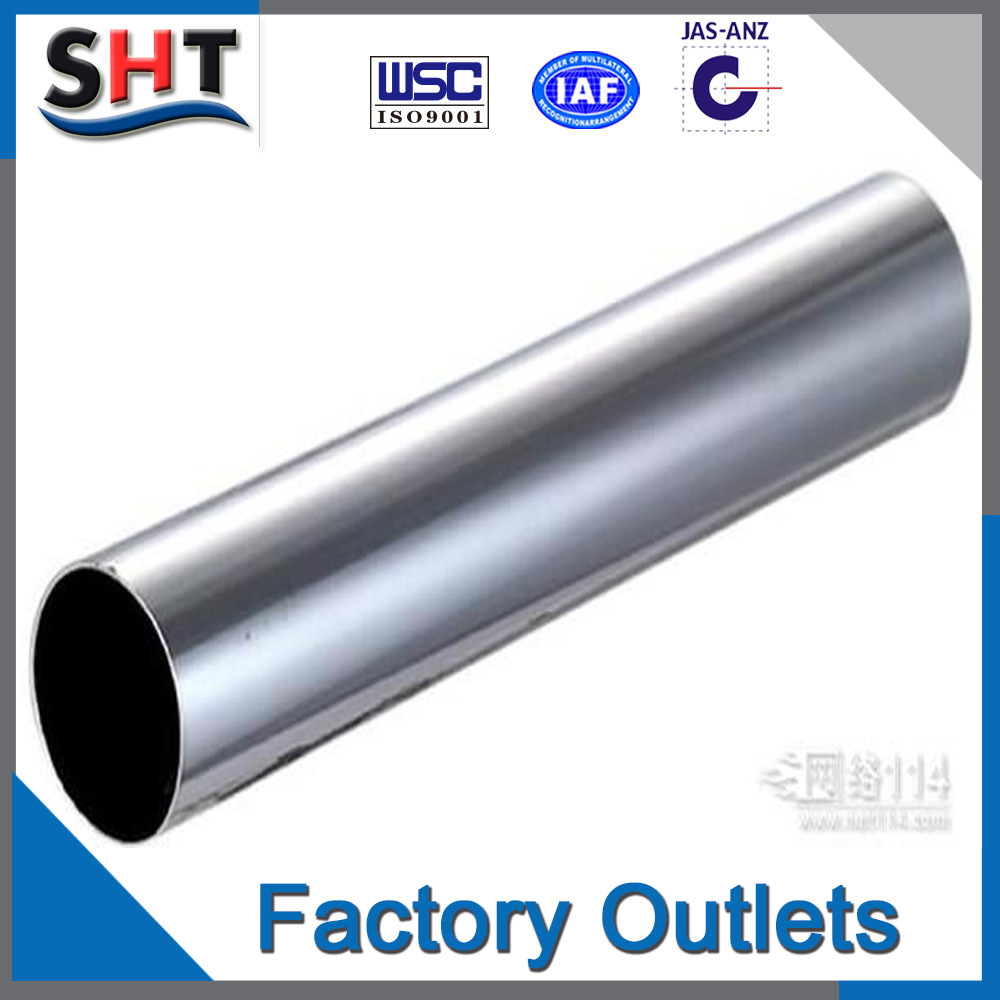 AISI ASTM SUS 304L Seamless Stainless Steel Pipe for Chemical Industry