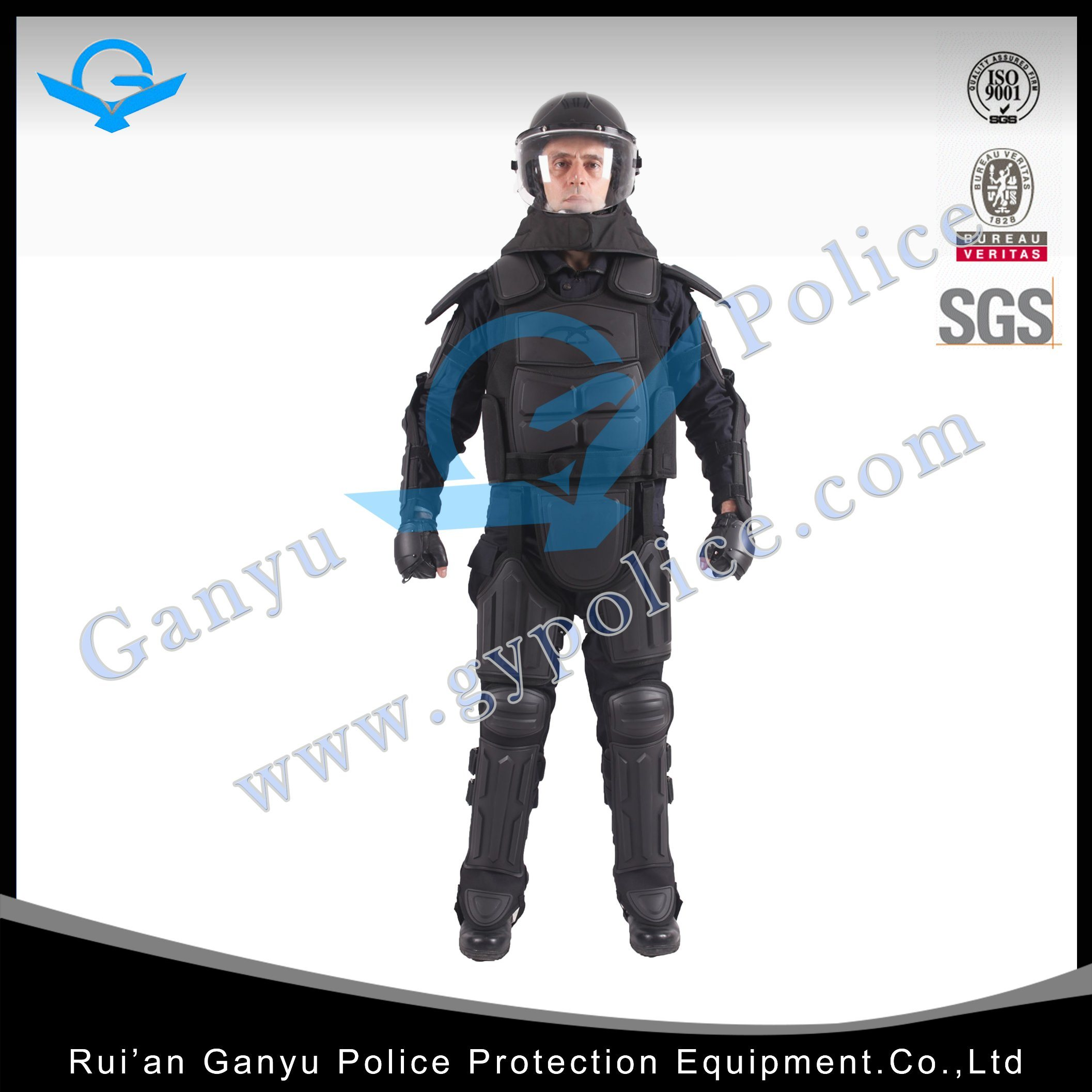 Shoulder Arm Elbow Protector of Anti Riot Suit