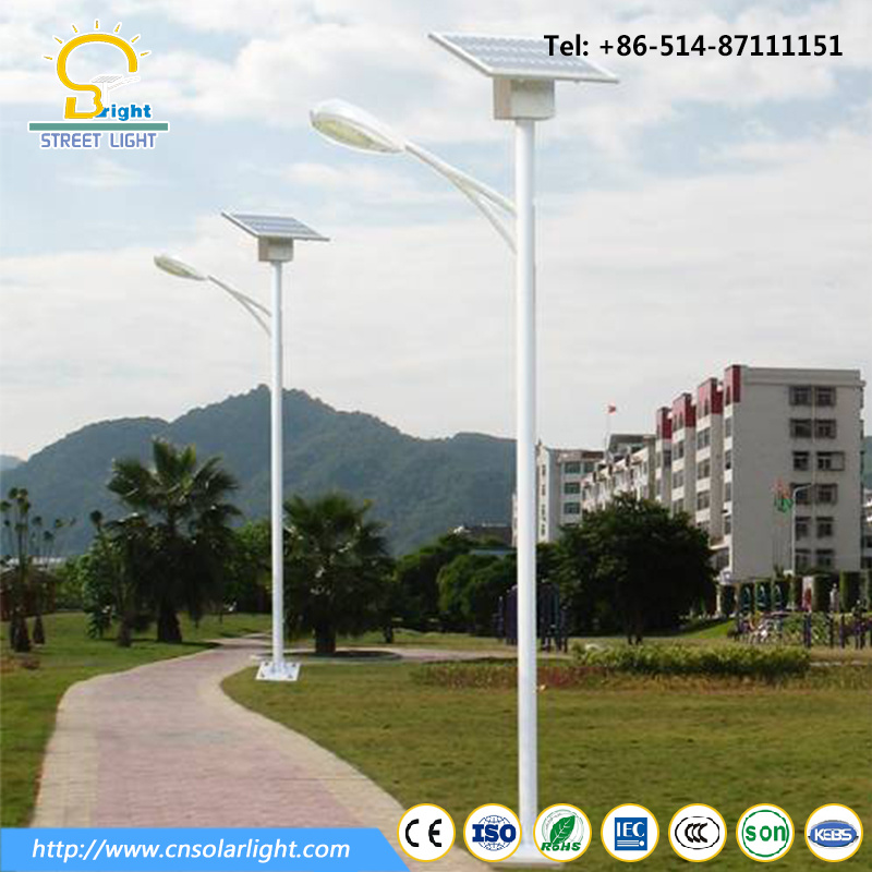 20W LED Street Light with Solar, Soncap Certified
