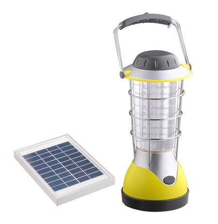 High Bright LED Solar Camping Light