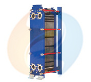 L100b Gasketed Plate Heat Exchanger