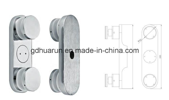New Type of Glass to Wall Connector(HR1300V-25)
