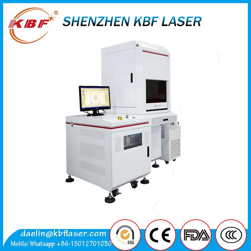 Soft Material Ceramic PVC Sapphire FPC UV Precise Laser Cutting Machine