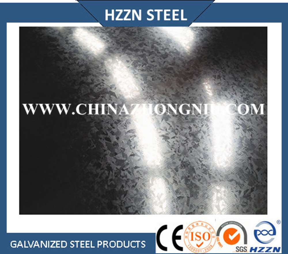 Z200 Regular Spangle Galvanized Steel Coil