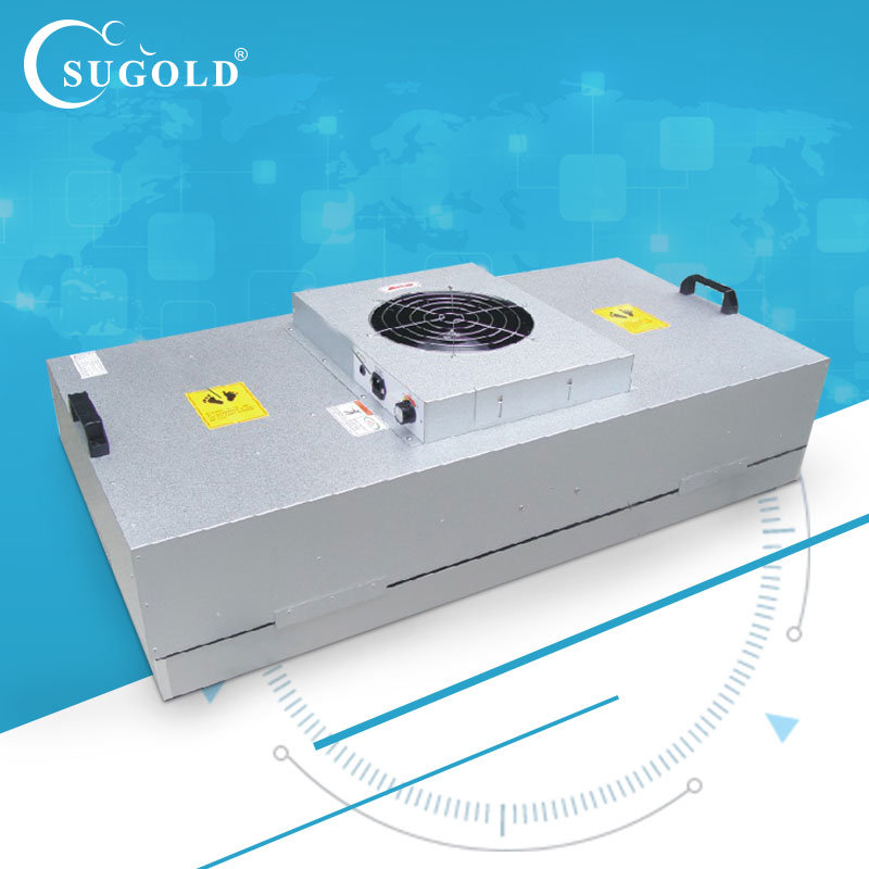 Sugold FFU, Fan Filter Unit for Clean Room, HEPA Filter