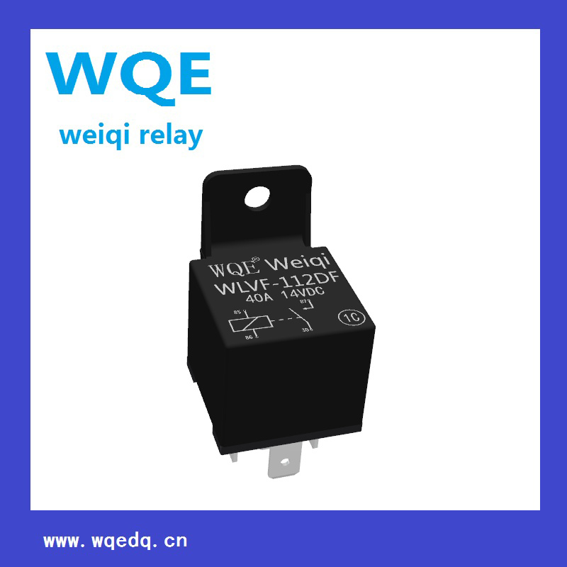 (WLVF) Mini Size Automotive Relay Suit for Automation System, Auto Parts