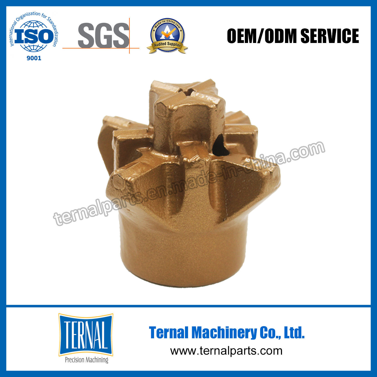 R32/R38/R51 Drill Bits for Self-Drilling Anchor