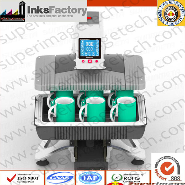 Multi-Function Vacuum Heat Press Machine for T-Shirts