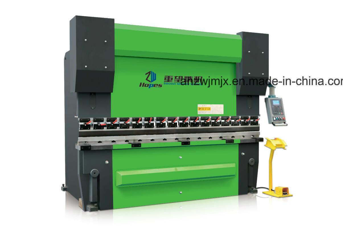 Wc67y Simple CNC Press Brake