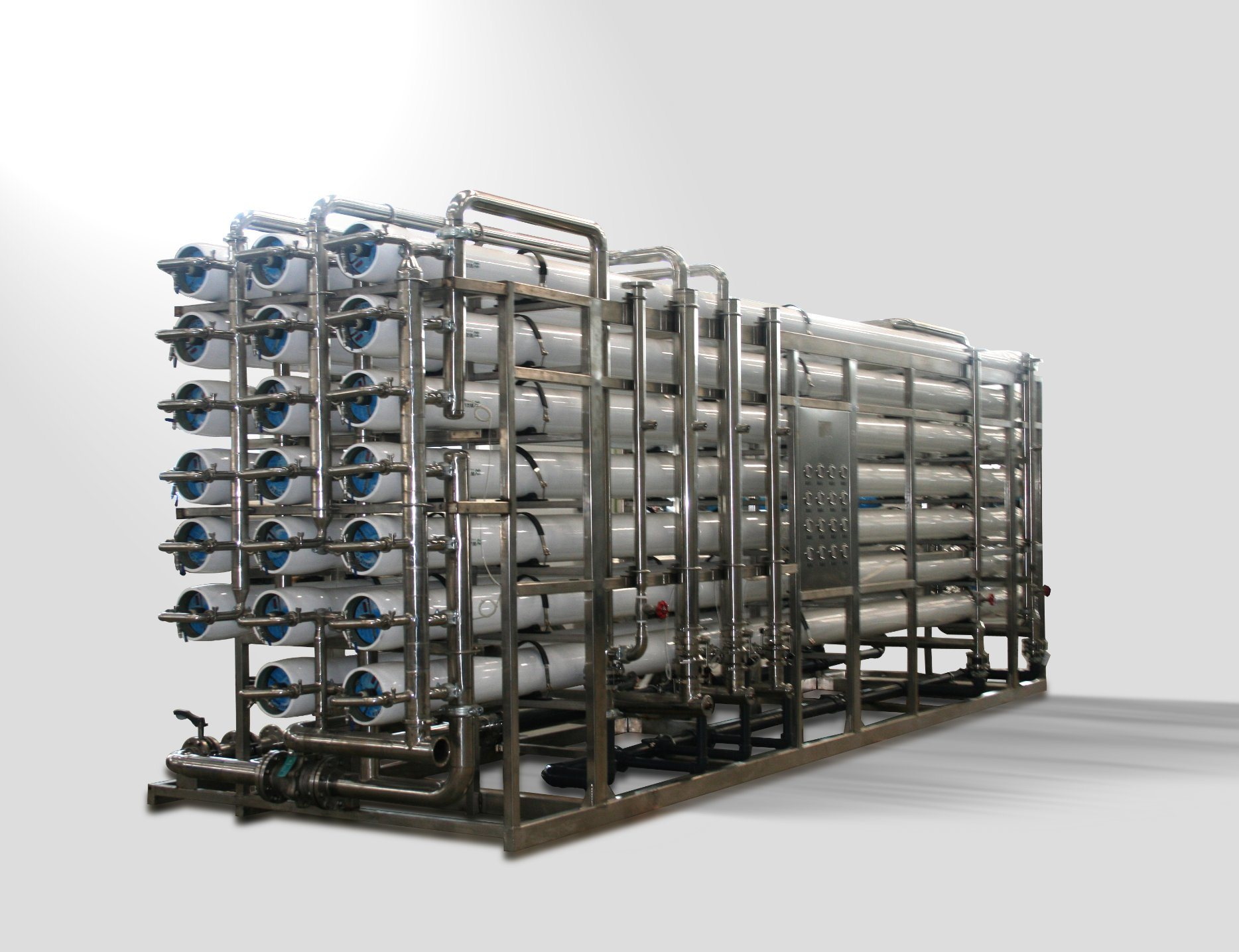 China Borehole Water Desalination System Reverse Osmosis Seawater
