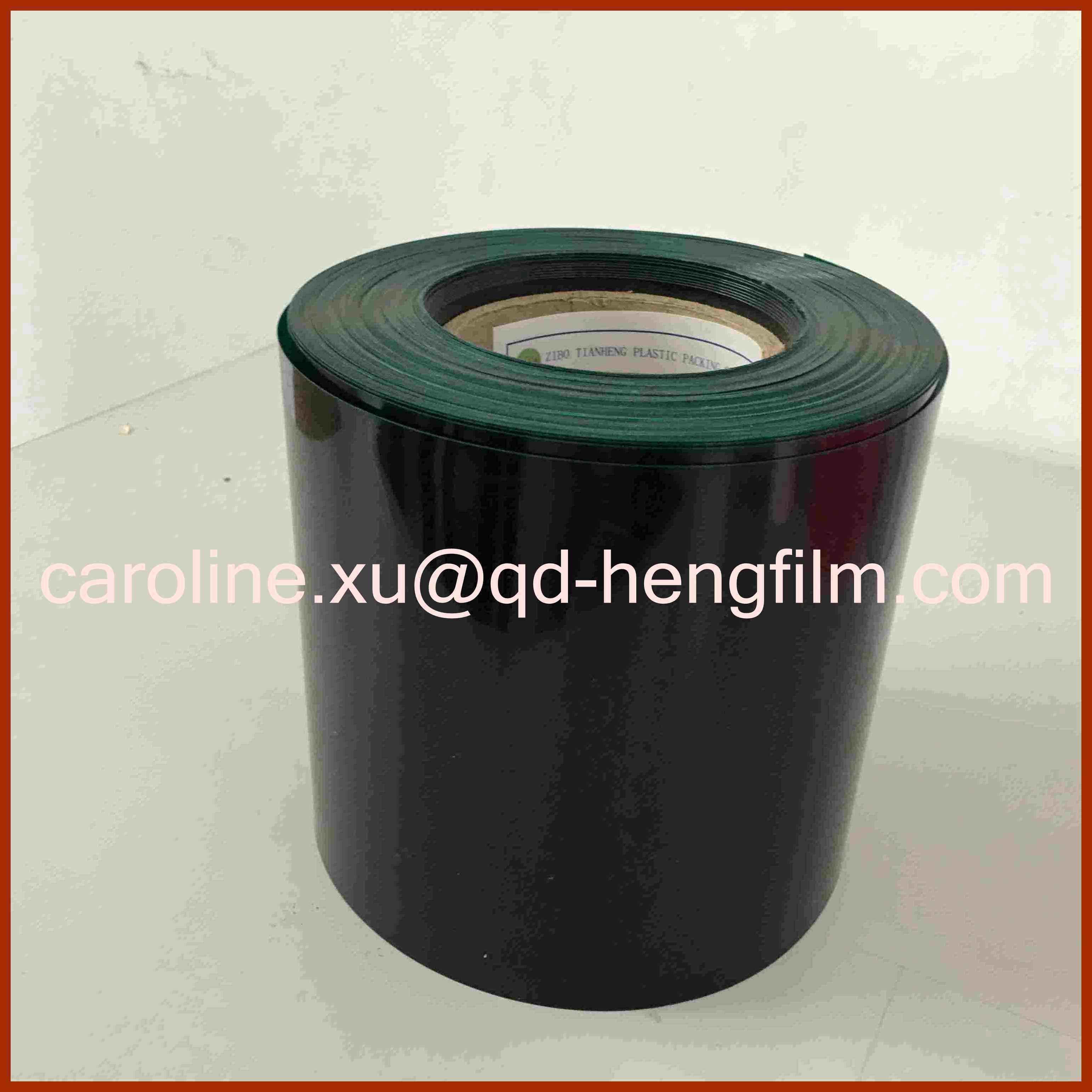 0.08mm~0.8mm Rigid Clear Plastic Roll/PVC Film/ PVC Rigid Film