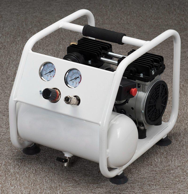 Tat-0904hn Hand Carry Silent Oil Free Air Compressor (0.75HP 4L)